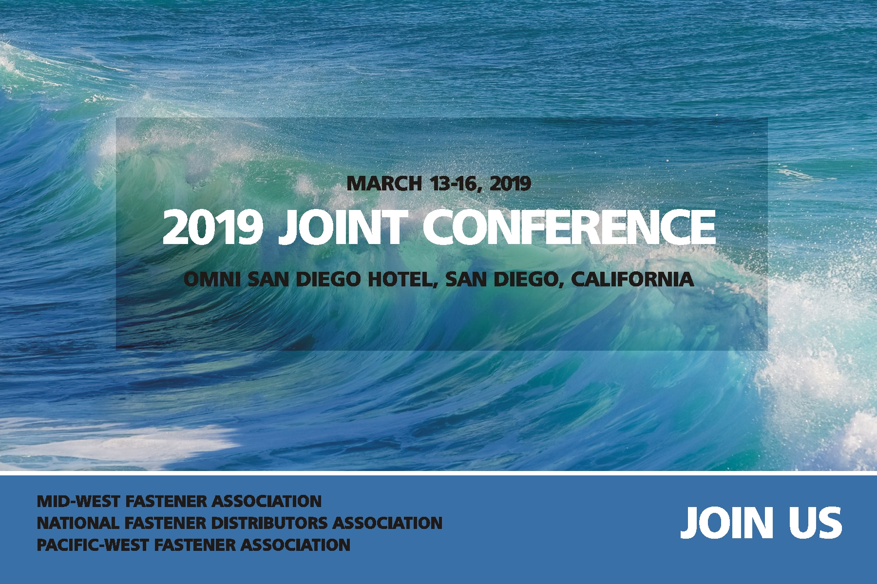 2019 joint conference attendees